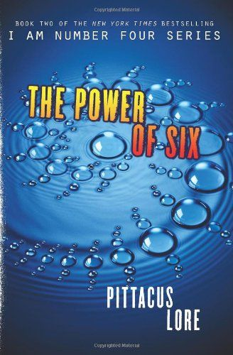 The Power of Six (Lorien Legacies, Book 2)/Pittacus Lore