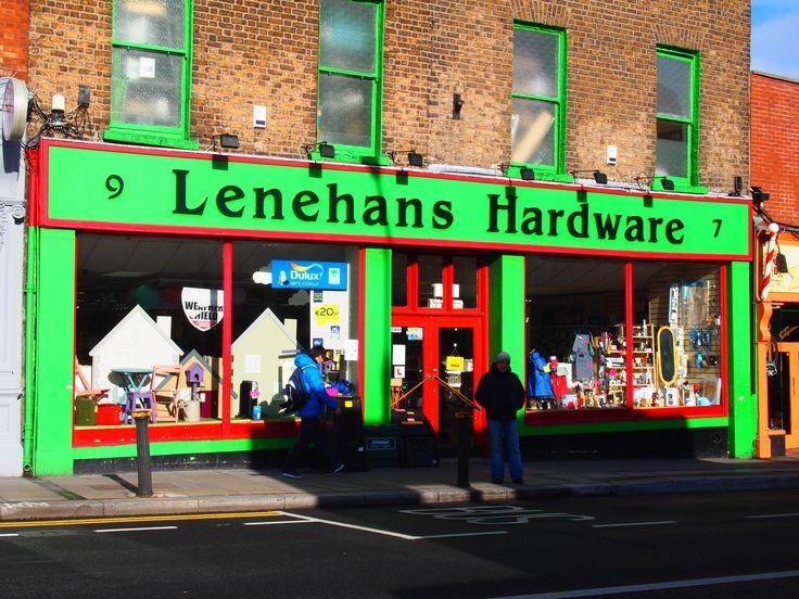 Lenehans Hardware Shop at Rathmines