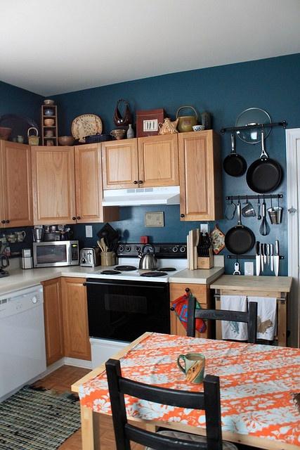 Best 25 Teal Kitchen Walls Ideas On Pinterest Teal