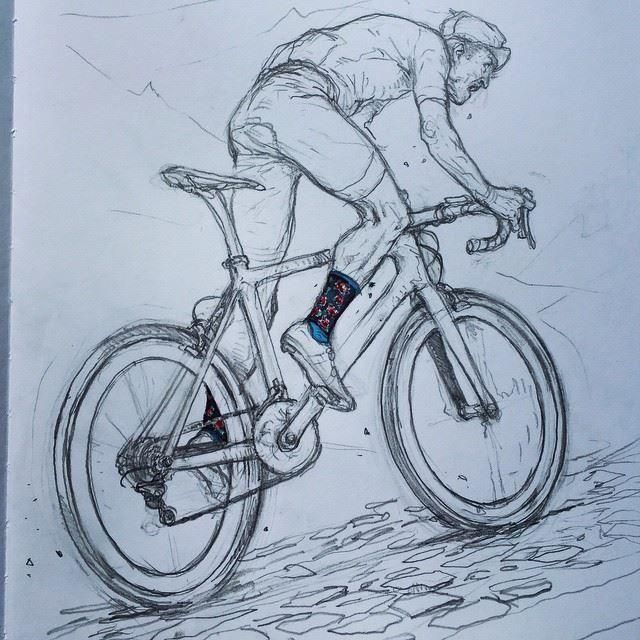 Bisiklet süren genç gsf hazırlık.