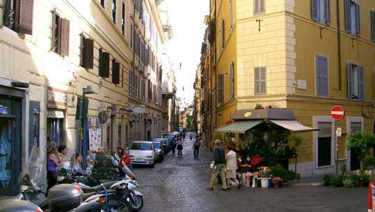 Winkelen in Rome: Via del Boschetto, leuke winkelstraat in Rome