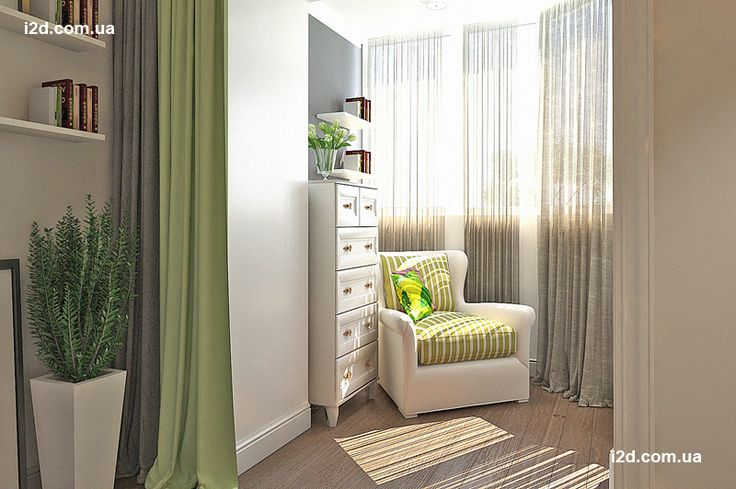 Интерьер маленькой квартиры 40кв.м в скандинавском стиле г Ирпень - Дизайн интерьеров   Идеи вашего дома   Lodgers