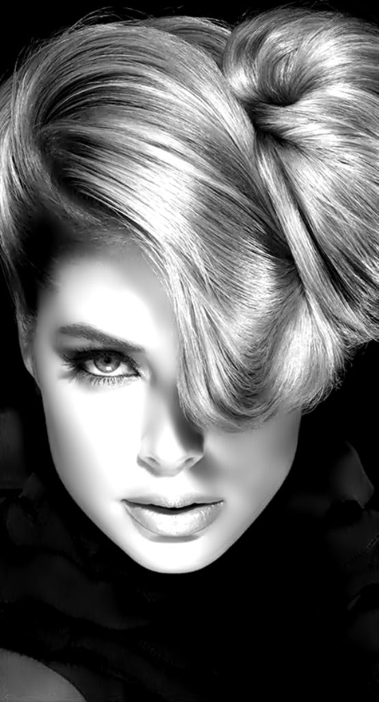 : Hair Colors, Faces, Gorgeous Models, Gorgeous Hair, Hair Style, Loreal Paris, Hair Inspiration, Amazing Hairstyles, Doutzen Kroes