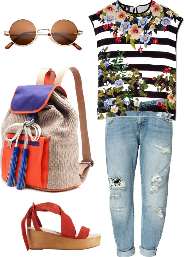 """Untitled #8"" by hildaolifia on Polyvore"
