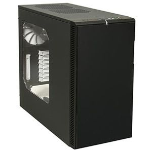 Fractal Design Define R4 Silent ATX Mid Tower Computer Case $59.99