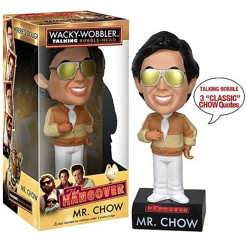 Chow | Hangover | Bobblehead
