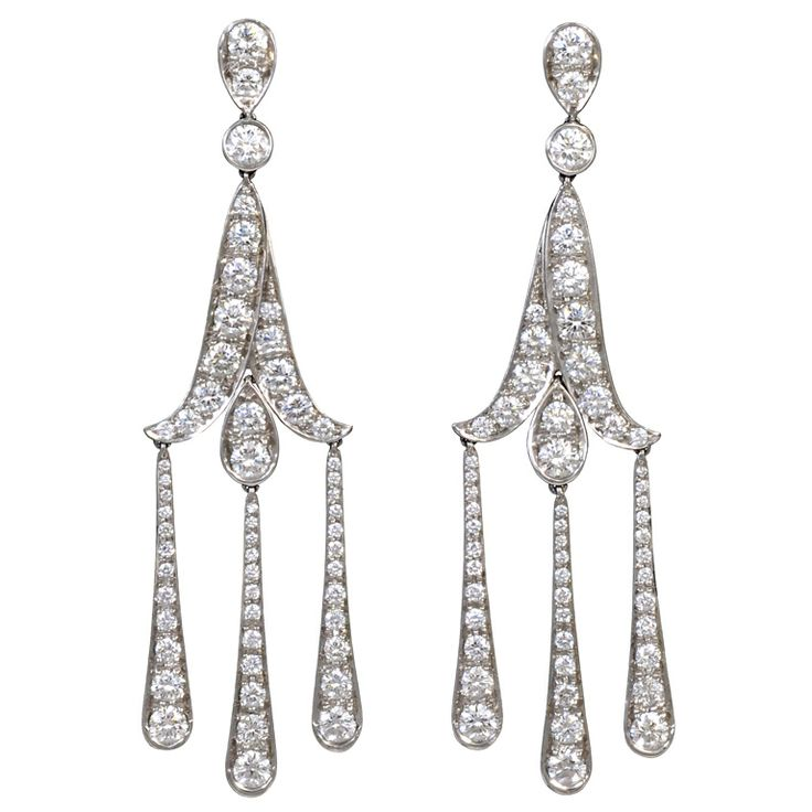 25 creative Diamond Chandelier Earrings ideas to discover and try – Tiffany Chandelier Earrings
