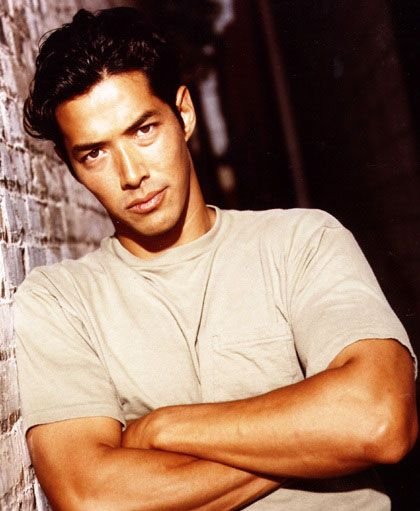 russell wong...he's almost 50 now but boy, did i used to love him!