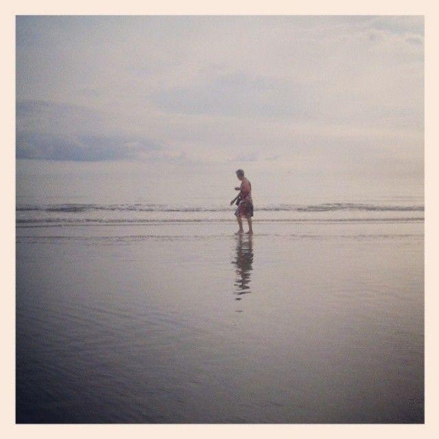 #ricordi d'#estate #tramonto #sunset #spiaggia #mare #sea #beach #pineta #pinarella #cervia #riviera #romagna #igersfc #ig_ravenna #ig_forli_cesena #ig_emilia_romagna #ig_emiliaromagna #vivoitalia #vivoemiliaromagna #vivocesena #vivorimini
