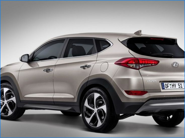 2016 Hyundai Ix35 Redesign Review Specifications Http Car Tuneup