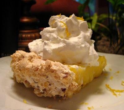 how to make lemon meringue filling