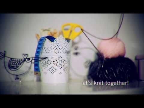 let's knit together in indiegogo!