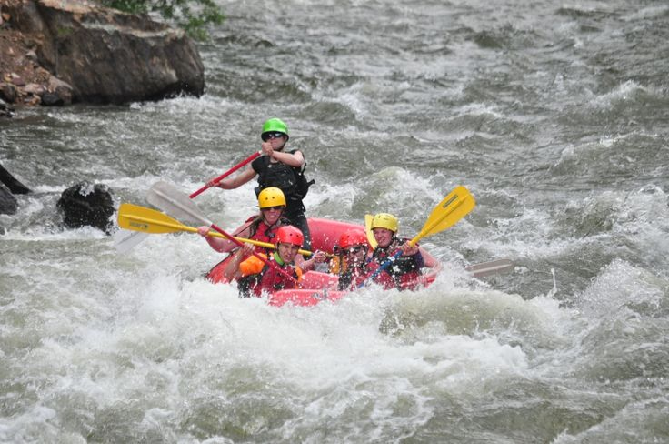 We had a great time whitewater rafting with Raft Masters- Clear Creek