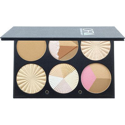 Ofra Cosmetics Online Only On The Glow Highlighting Palette