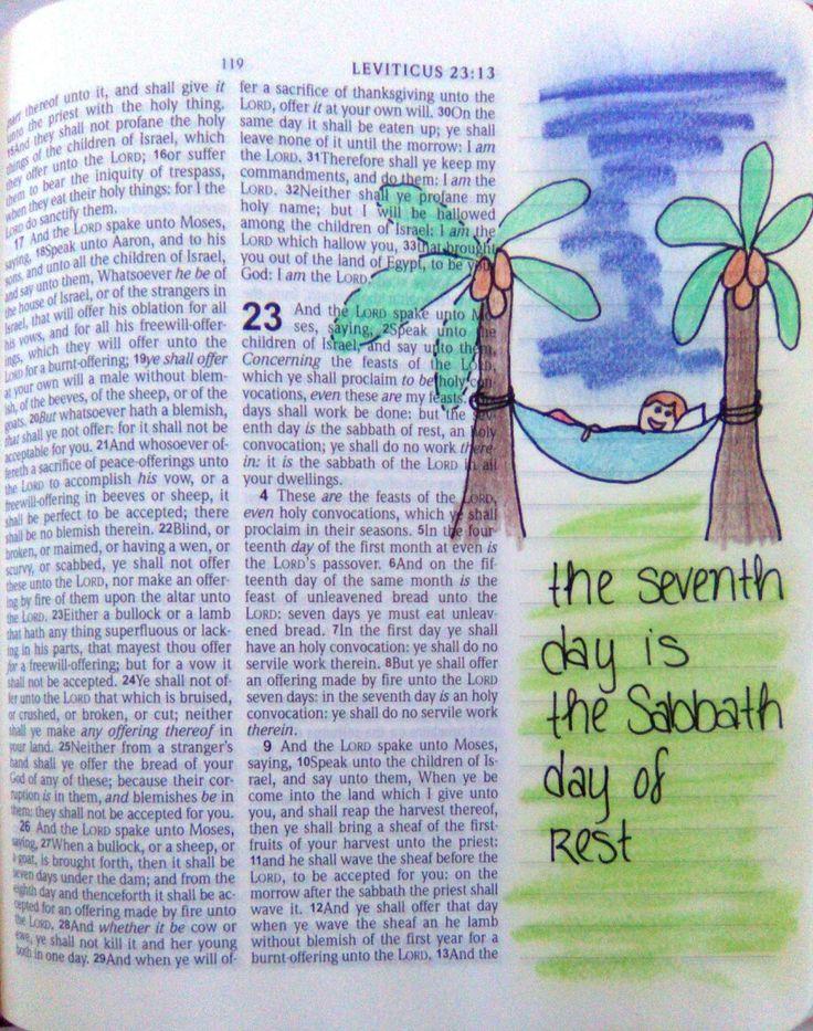 Leviticus 23:3