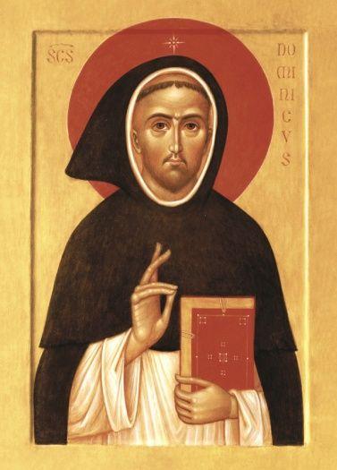 Dominikanie Kraków - Aktualności - Msze wotywne ku czci św. Dominika