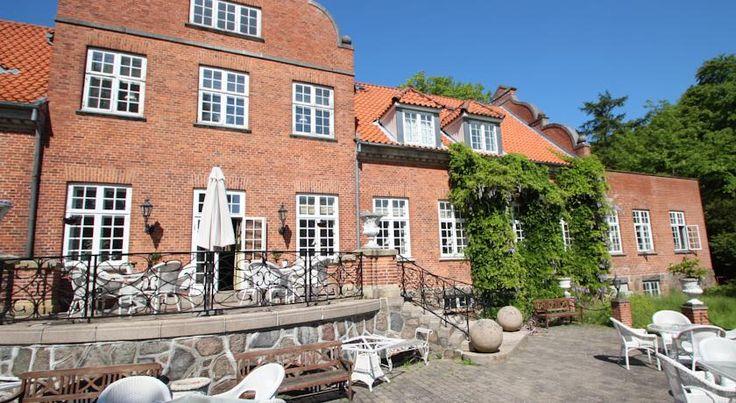 Booking.com: Sauntehus Castle Hotel , Hornbæk, Danmark - 82 Gæsteanmeldelser . Reservér dit hotelværelse nu!