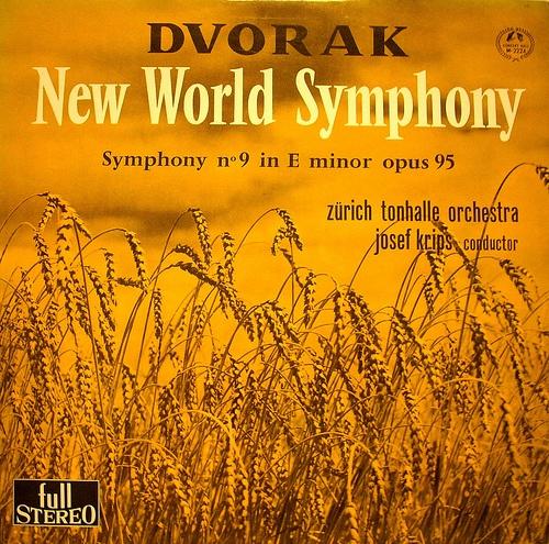 "symphony no 9 by antonin dvorak ""dvorák: symphony no 9 """"from the new world"""" cello concerto antonin dvorák - symphony no 9 from the new world cello concerto heinrich schiff."