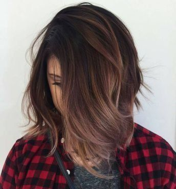 46 Attractive Fall Hair Coloration Concepts For Brunette