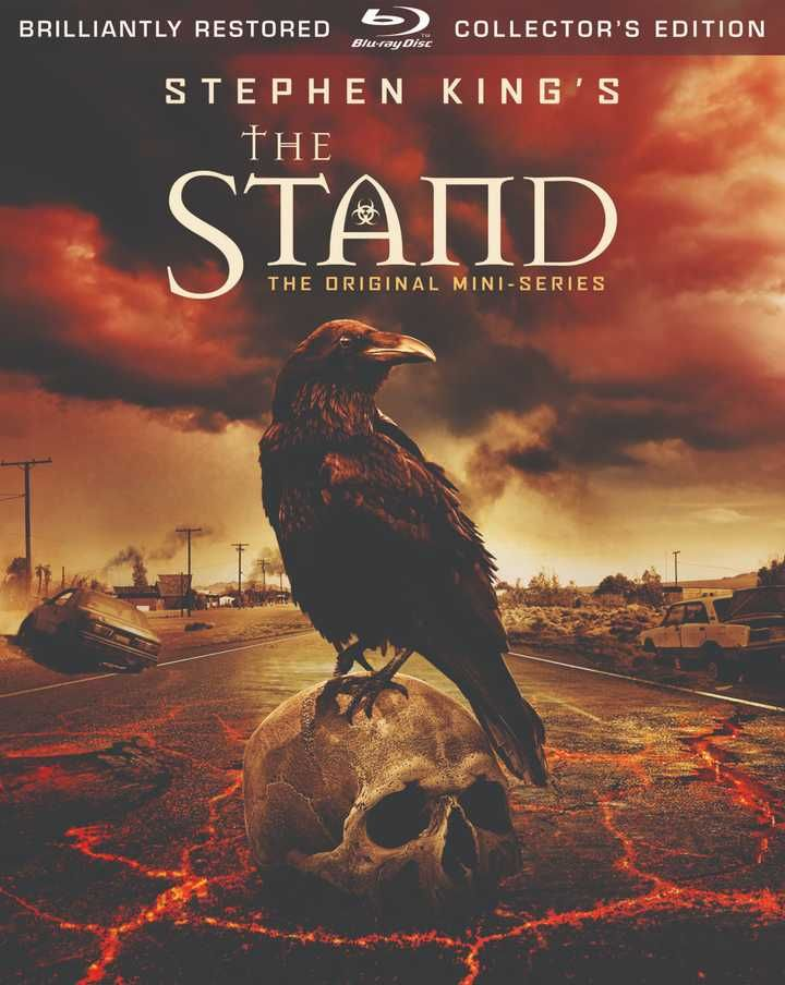 Stephen King S 1994 The Stand Mini Series Is Finally Coming To Blu Ray In September Stephen King Movies Stephen King The Stand Stephen King
