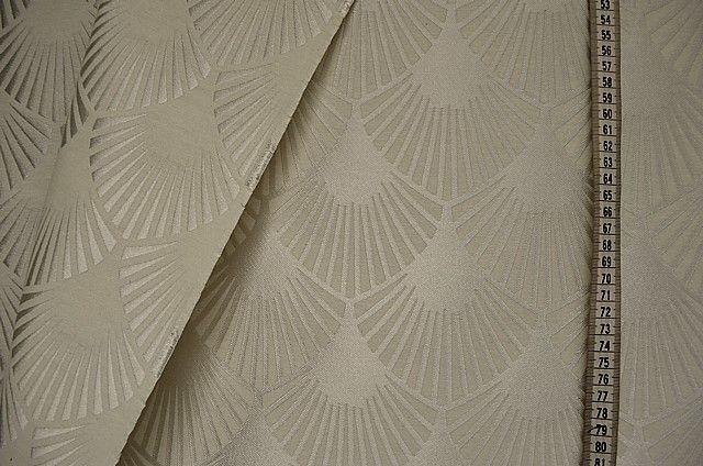 Weiteres - Deko - Stoff Lotus creme - ein Designerstück von stoffe-tippel bei DaWanda