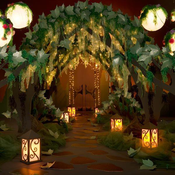 Tree Canopy Theme Kit | Anderson's -- lanterns; lights