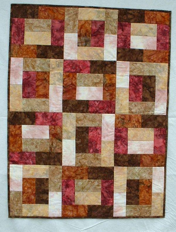 Super Easy Quilt Patterns   Thread: My easy Quilt Pattern