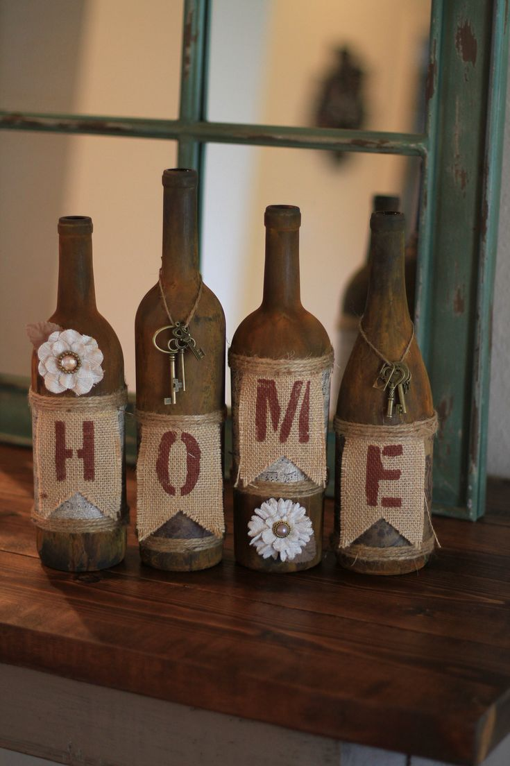 Best 25 Liquor Bottle Crafts Ideas On Pinterest Crafts