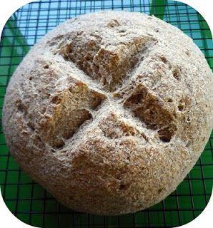 Vidas Sem Glúten: Pão integral sem glúten