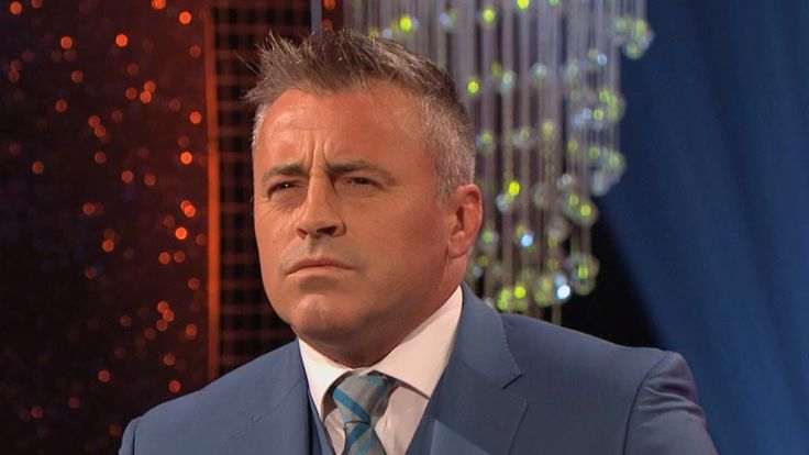 MATT LEBLANC's Acting Tips From Friends' Joey Tribbiani - The Graham Norton Show on BBC America