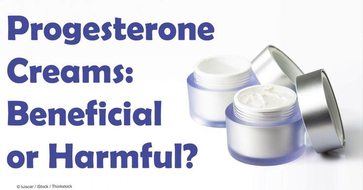 Natural progesterone cream can be useful for premenopausal women, but beware of oral hormones and synthetic progesterone creams which may have harmful effects. http://articles.mercola.com/sites/articles/archive/2011/09/18/oral-progesterone-and-progesterone-cream-complications.aspx