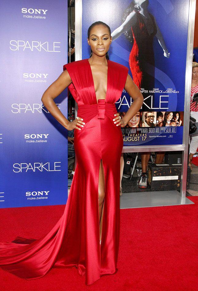Hot red dress, Red dress, Fashion