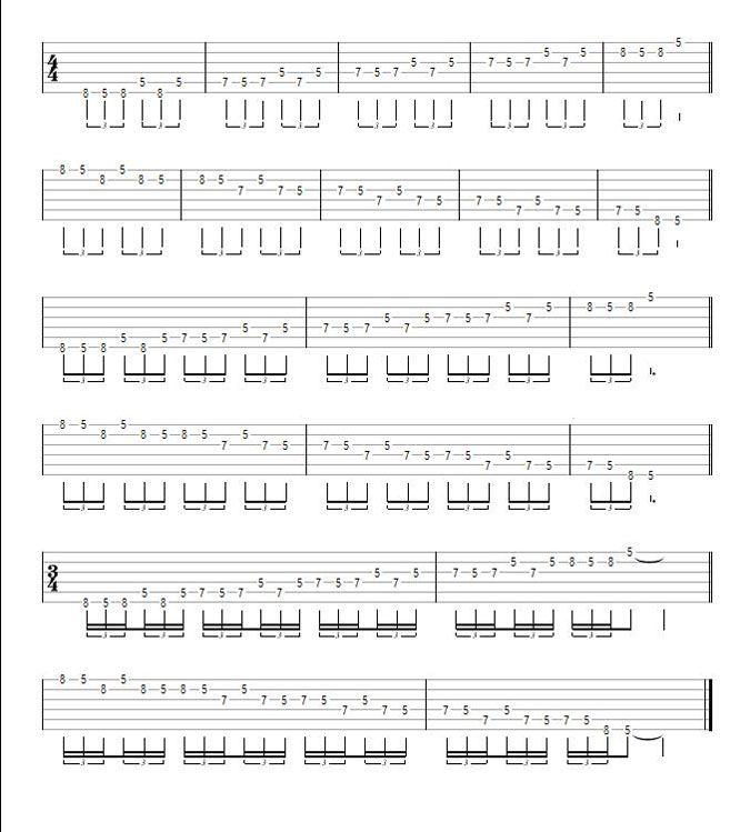 lessons for improving guitar speed guitar guitar lessons guitar exercises acoustic guitar. Black Bedroom Furniture Sets. Home Design Ideas