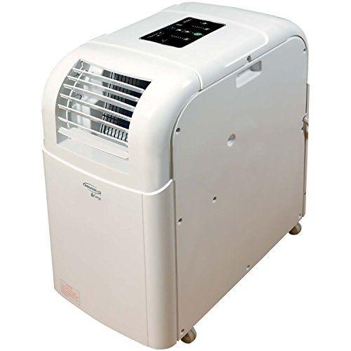 SoleusAir PSQ-12-01 12,000 BTU 115V Portable Evaporative Air Conditioner with Remote Control