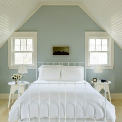 Guest bedroom colour scheme