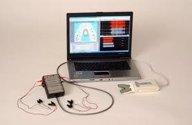 BioEMG III lze propojit s T-Scan® III k měření rozložení zátěže během okluze.   Stejný software umožňuje simultánní sledování zapojených sil v průběhu okluze, a taktéž svalovou činnost.