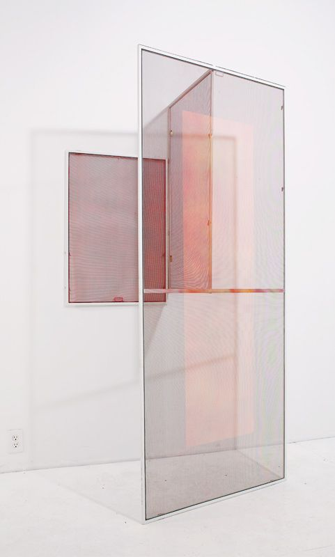 Lisa Sigal | Hinged Painting [partition]