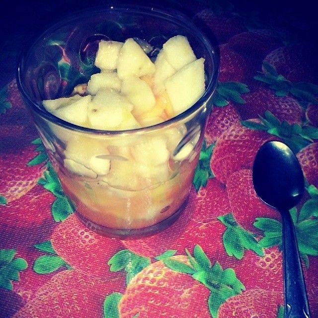 Fruit salad :p
