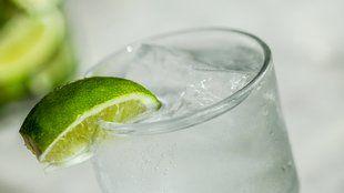 Recipe: Gin and Soda || Photo: Tony Cenicola/The New York Times