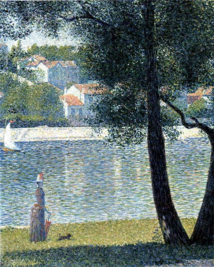 Neo Impressionism Artists: Best 25+ Georges Seurat Ideas On Pinterest