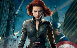 WALLPAPERS HD: Black Widow in The Avengers