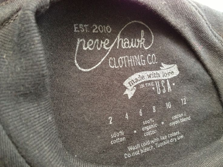 17 best images about neck label print on pinterest for Iron on shirt labels