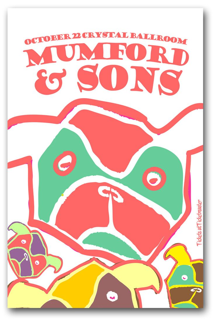 Luv the New #MumfordAndSons  Check this out here http://concertposter.org/buy-mumford-and-sons-posters-collection-for-sale/