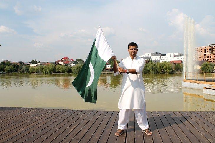 Pakistan power! :)