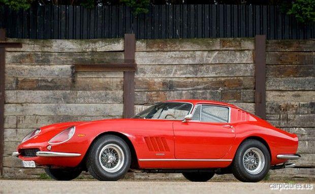 Ferrari 275 GTB Alloy Berlinetta (1966)