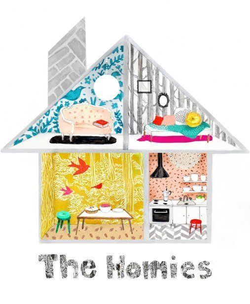 Nominate Your Favorite Family & Kids Blogs for The Homies Awards cutest logo yet :)
