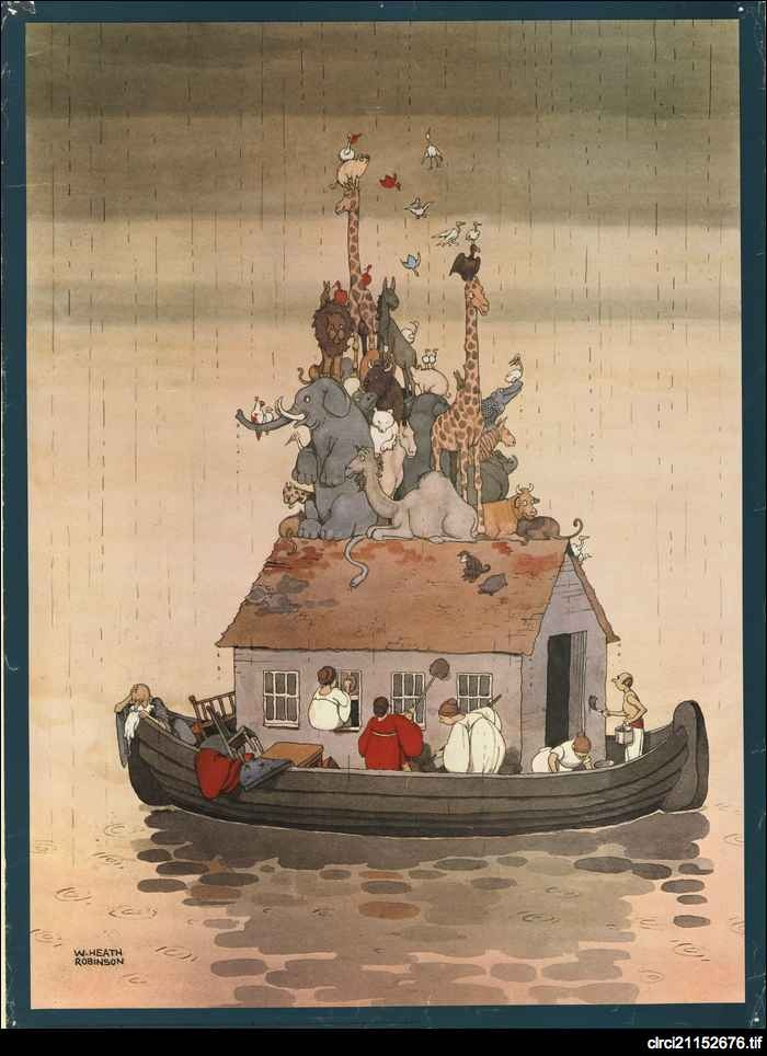 William Heath Robinson Signed W Heath Robinson 1872