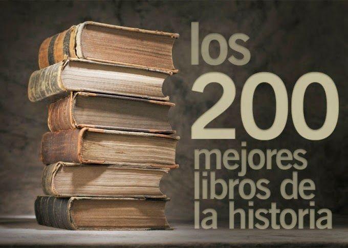 Los 200 Mejores Libros de la Literatura Universal (Reseña de cada uno y descarga)