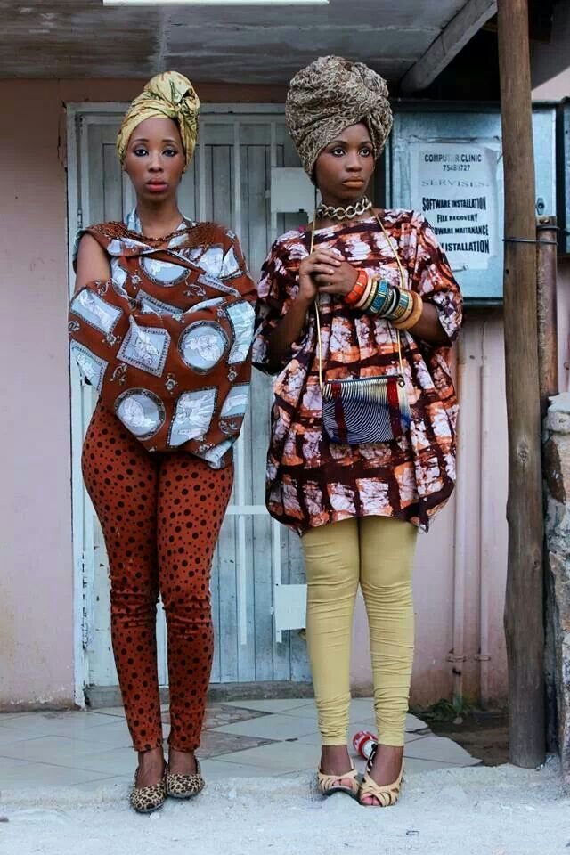African Street Fashion African Prints And Designs Pinterest