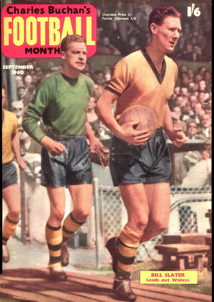Charles Buchan's Football Monthly | Soccer Attic